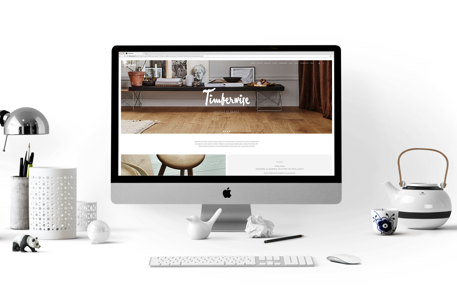 timberwise_Website_iMac on table